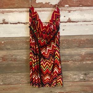 Maurices Strapless dress! NWT!